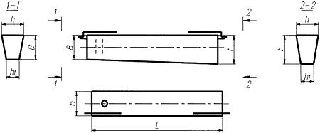 Вес бетонной опоры лэп железобетонные фермы серия